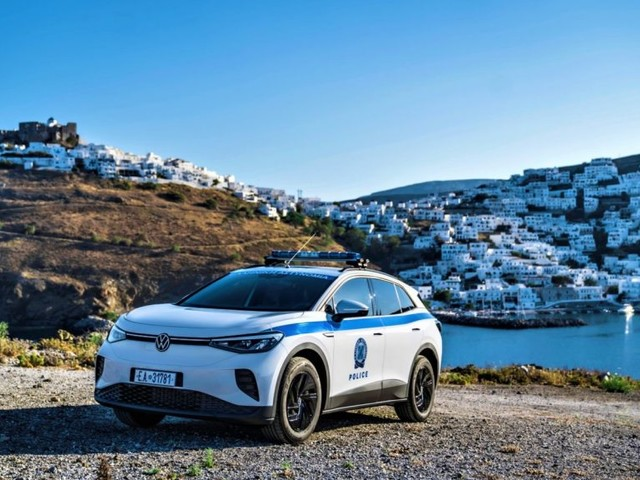 Greek Island Astypalea & Volkswagen: Kick-Off for Transformation to Smart, More Sustainable island