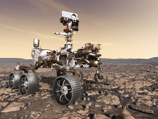 Mars 2020 Rover Will Visit the Perfect Spot to Find Signs of Life: Studies