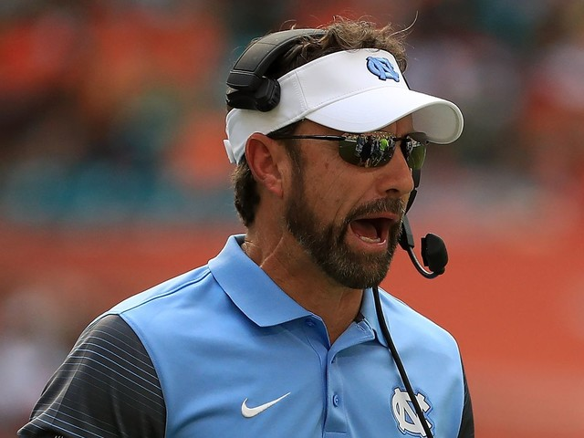 It's a reset year for UNC football. How far will Larry Fedora's Heels fall?
