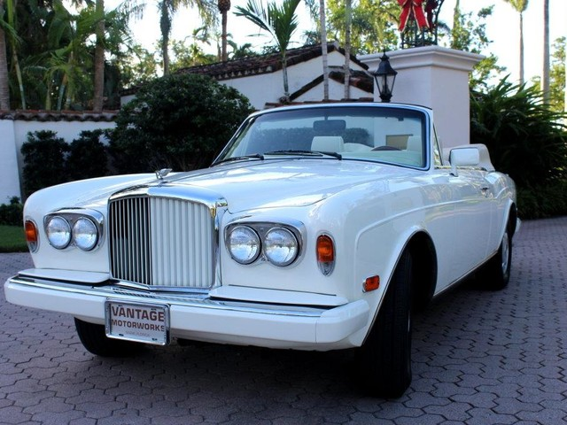 1994 Bentley Continental IV 2nd series