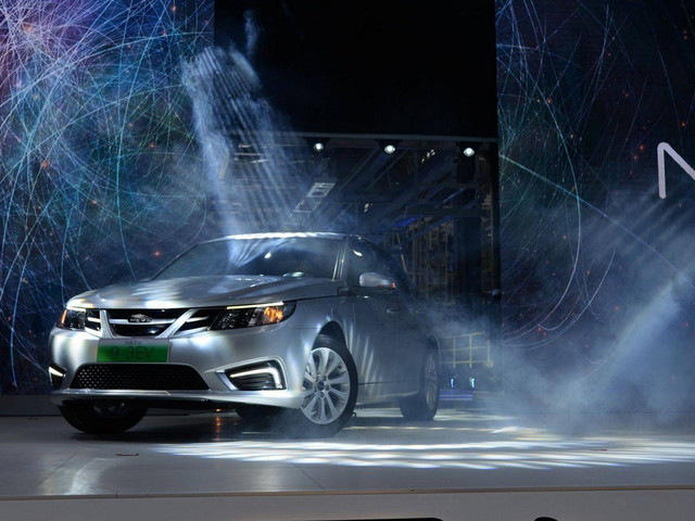 China's Evergrande Wants To Be World's Largest Electric Vehicle Group