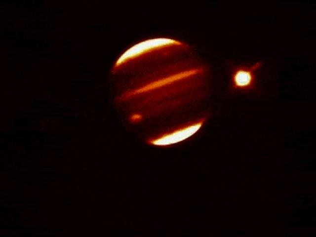 The Viral Jupiter Comet Crash That Lit Up the Internet