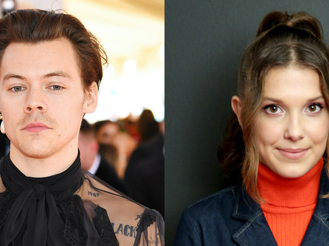 Harry Styles & Millie Bobby Brown Have Fun Dancing at Ariana Grande's London Concert