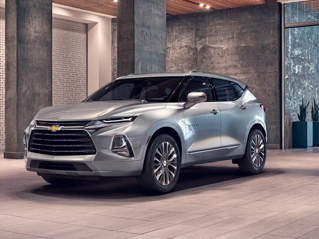 2019 Chevrolet Blazer Expert Review