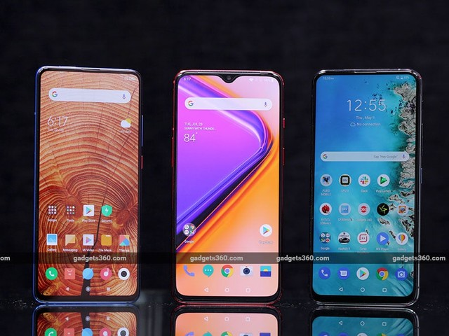 Redmi K20 Pro vs OnePlus 7 vs Asus 6Z: Which Is the Real 'Flagship Killer'?