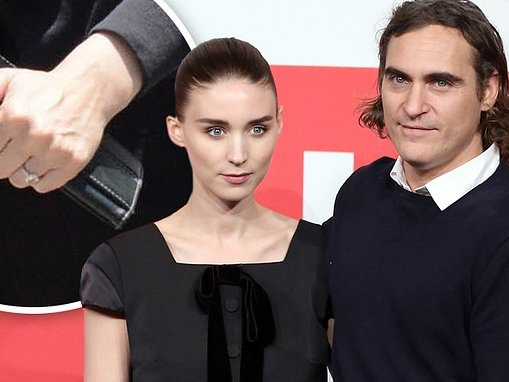 Rooney Mara and Joaquin Phoenix 'are engaged' after three years of dating