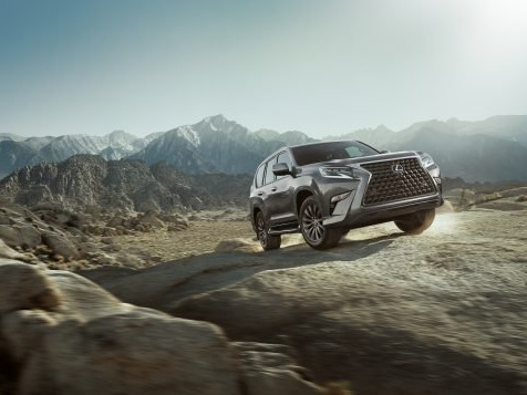 Lexus Adds More Off-Road Capability and More Ugly to 2020 GX 460