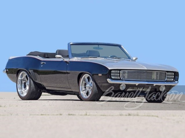 1969 Chevrolet Camaro CUSTOM CONVERTIBLE