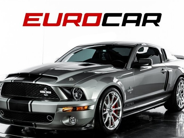 2008 Ford Mustang--Shelby--GT500