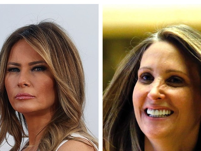 Justice Department sues Stephanie Winston Wolkoff over Melania Trump tell-all book