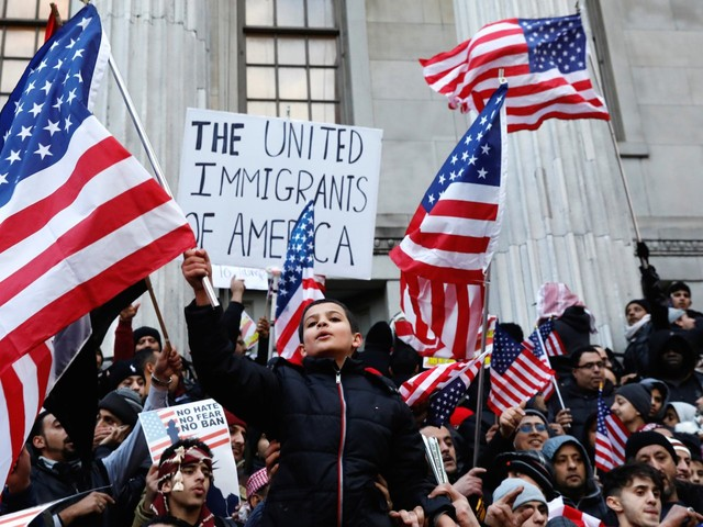 There's a record number of immigrant-founded companies on the Fortune 500, despite Trump-era policies