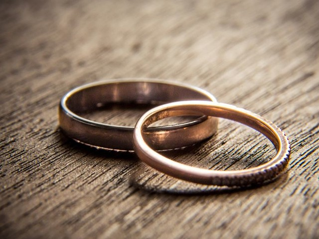 What I am thankful for this year: The gift of marriage