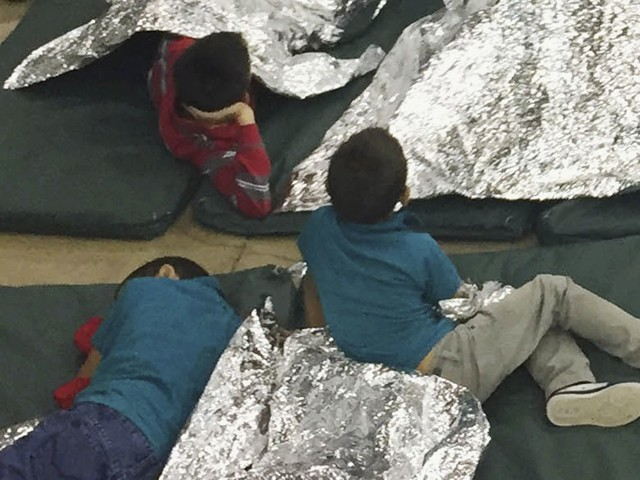 Reports Find Children Are Being Held Without Soap, Toothpaste & Diapers In Overcrowded Detention Centers