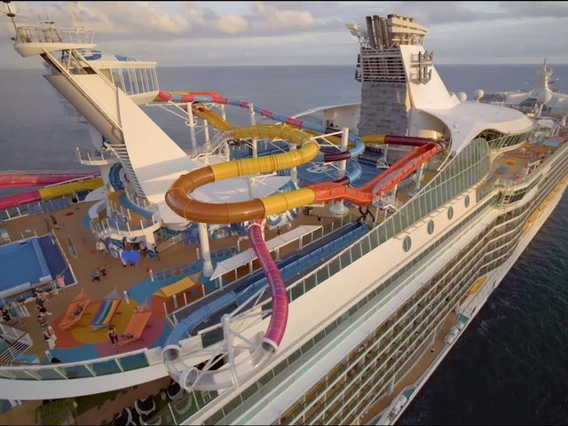 Video: Navigator of the Seas Sails Amped Up with Firsts and Favorites