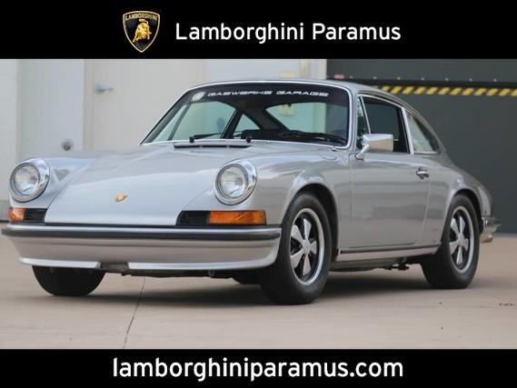 1973 Porsche 911--S Coupe