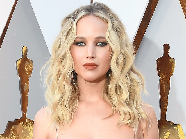 Jennifer Lawrence's Wedding Gown Was Kept in Its Own Private Hotel Room