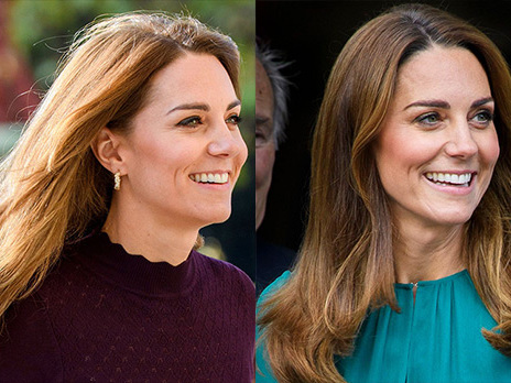 Kate Middleton Just Got Highlights For Fall & Is Basically A Blonde — See Before & After Pics