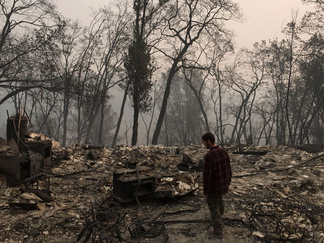 THE LATEST: Containment Of Camp Fire Grows To 45 Percent