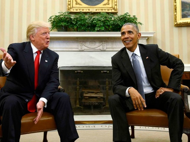 Obama's Prophet Motive Led to the 'Promised Land' and Trump