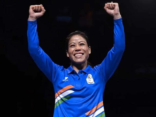 Tokyo Olympics: Mary Kom, Manpreet Singh To Be India's Flag Bearers