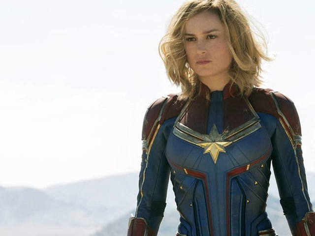 'Captain Marvel': Will Brie Larson's superhero go higher, further, faster than comic book storyline?