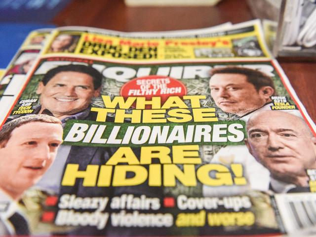 National Enquirer sold for $100 million