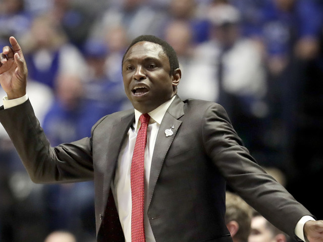 Johnson out as Alabama basketball coach after 4 seasons