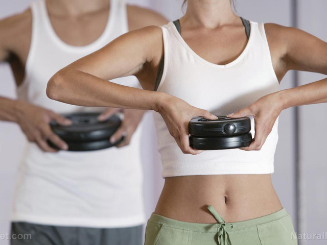 Lifting weights for about an hour a week lowers your risk of heart attack by up to 70%