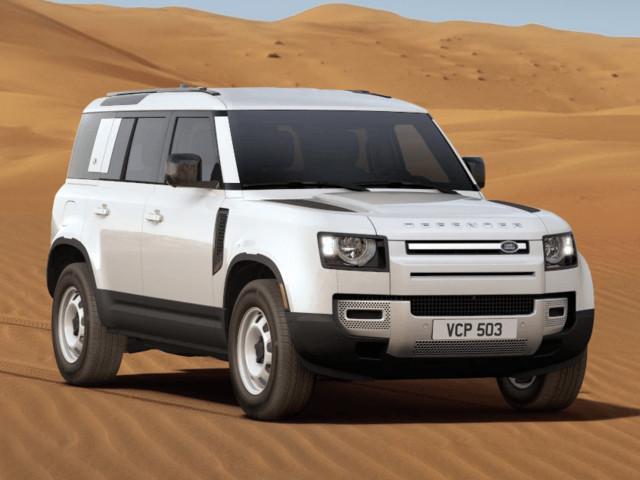 Ace of Base: 2020 Land Rover Defender 110