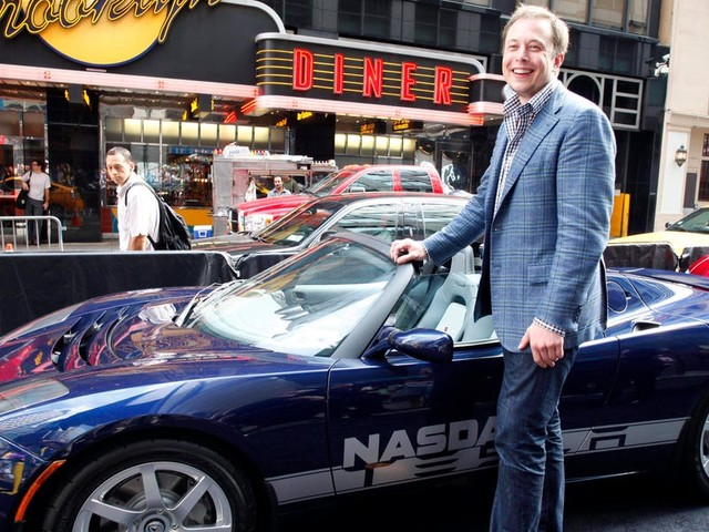 THEN AND NOW: What today's top tech CEOs were doing in 2010