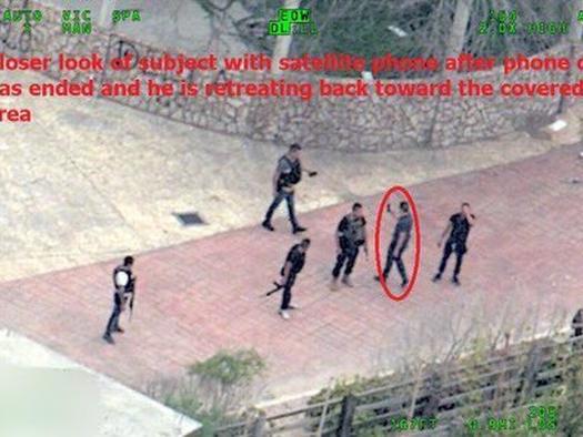 Texas GuardsmenShot At ByHeavily Armed Cartel Gunmen At Border