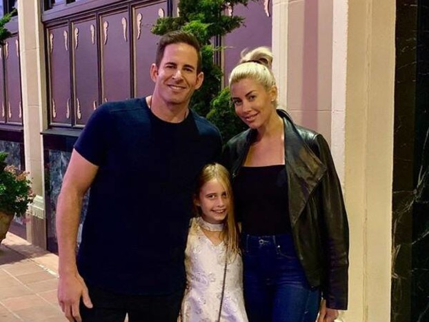 Tarek El Moussa's Date Night With His Daughter and Heather Rae Young Will Melt Your Heart