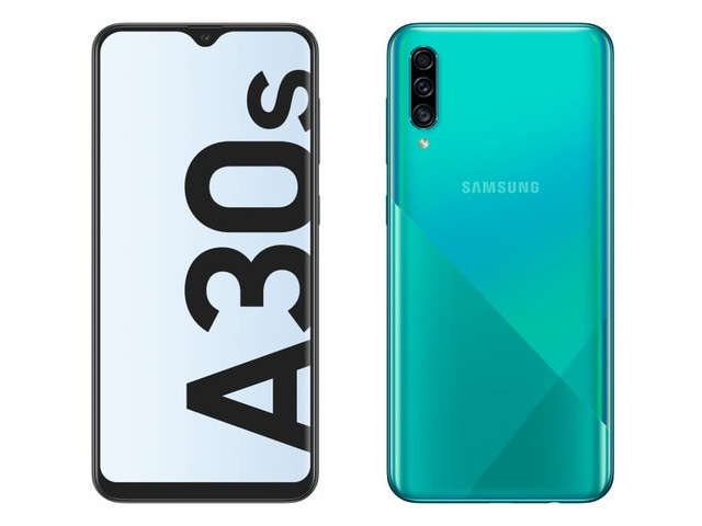 Samsung Galaxy A30s Price Revealed, Goes on Sale Next Month