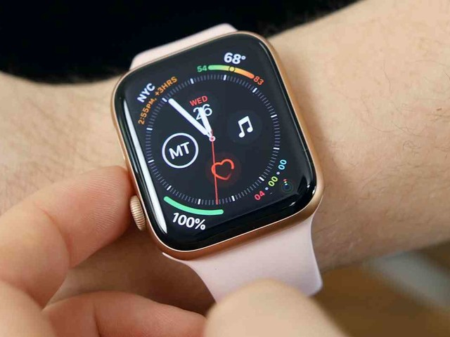 How would you change the Apple Watch?