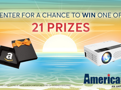 American Pest's End of Summer Giveaway