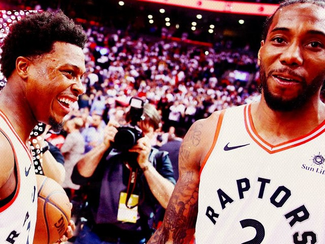 6 reasons the Raptors can and will beat the Warriors