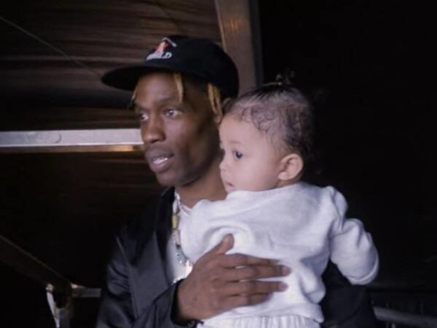 All the Intimate Moments Between Kylie Jenner, Travis Scott and Stormi Webster From His New Documentary