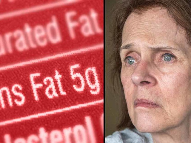 Trans Fats Linked to Increased Risk for Alzheimer's
