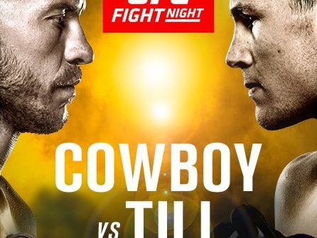 UFC Fight Night: Cerrone vs. Till live results, discussion, play by play