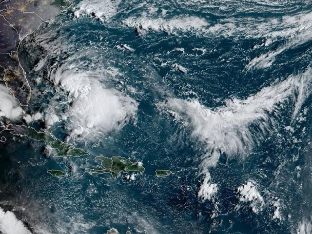 Storm-weary regions on alert again as Tropical Storm Humberto gains strength