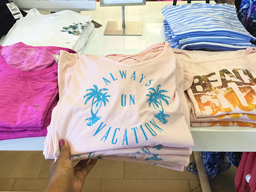 Lane Bryant: Buy One Get One FREE Tees and Tanks (In-store & Online) – Today Only!