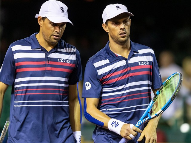 Bryan brothers will retire from tennis after 2020 U.S. Open