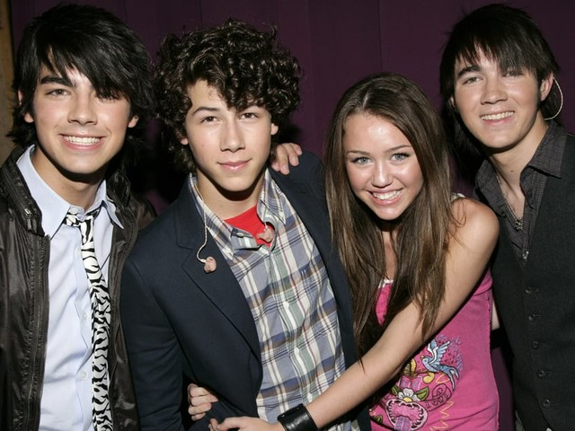 When Did Miley and Nick Date? The Jonas Brothers Doc Takes Us Back to the Beginning