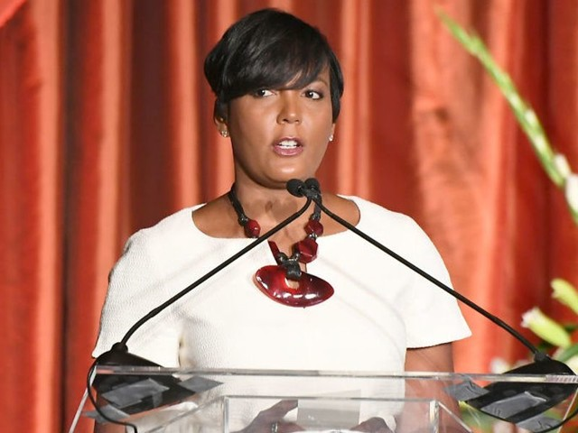 Atlanta Mayor Keisha Bottoms condemns riots with impassioned speech: 'This is not a protest. This is chaos'