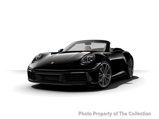 2020 Porsche 911--Carrera--Cabriolet