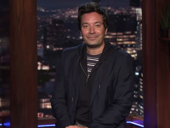 Jimmy Fallon Sends Thoughts and Prayers to the N.R.A.