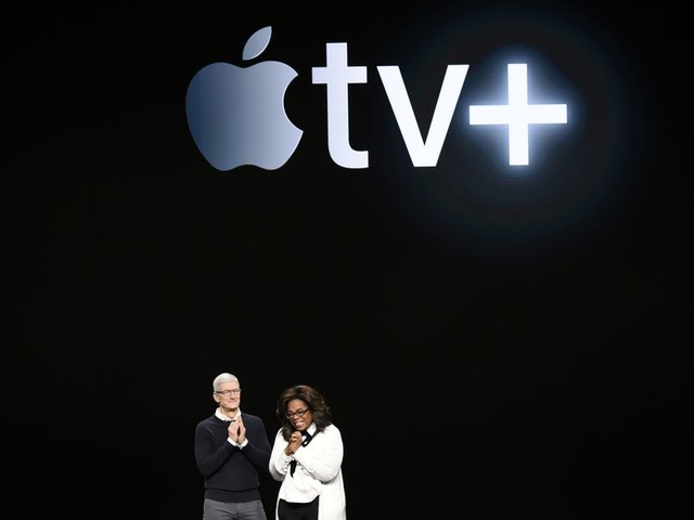 Apple Officially Wades Into the Streaming Wars, Plus: 'Us' and 'Dragged Across Concrete'