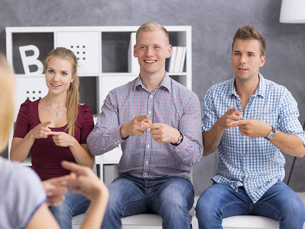 Learn American Sign Language with this online master class