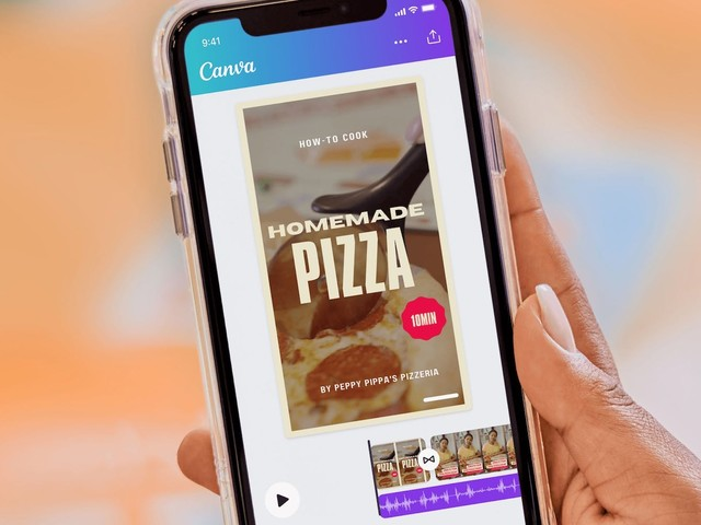Graphic design platform Canva is launching a video editing tool