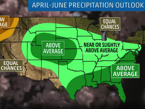 200 Million People At Risk: National Weather Service Warns Worse To Come In Apocalyptic Midwest Floods